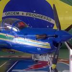 ACRO Brasil no aniversário da Esquadrilha da Fumaça