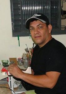 André Luis da Silva, aviação em miniatura!