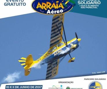 Arraiá Aéreo Bauru 2017