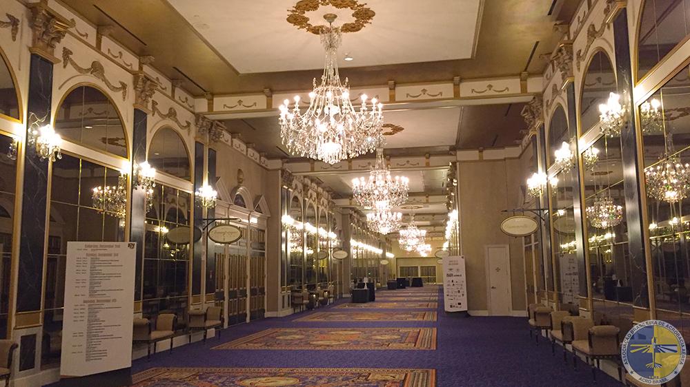 Saguão principal do Paris Las Vegas