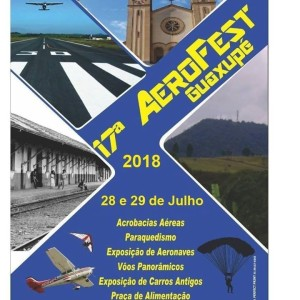 Aerofest Guaxupé