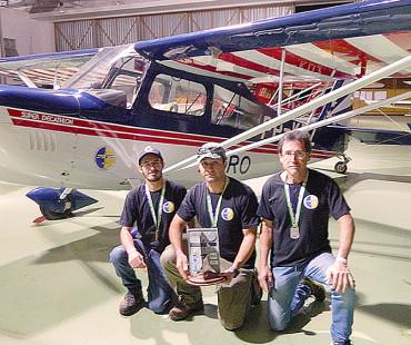 VI Campeonato Nacional de Acrobacia Aérea CBA 2018