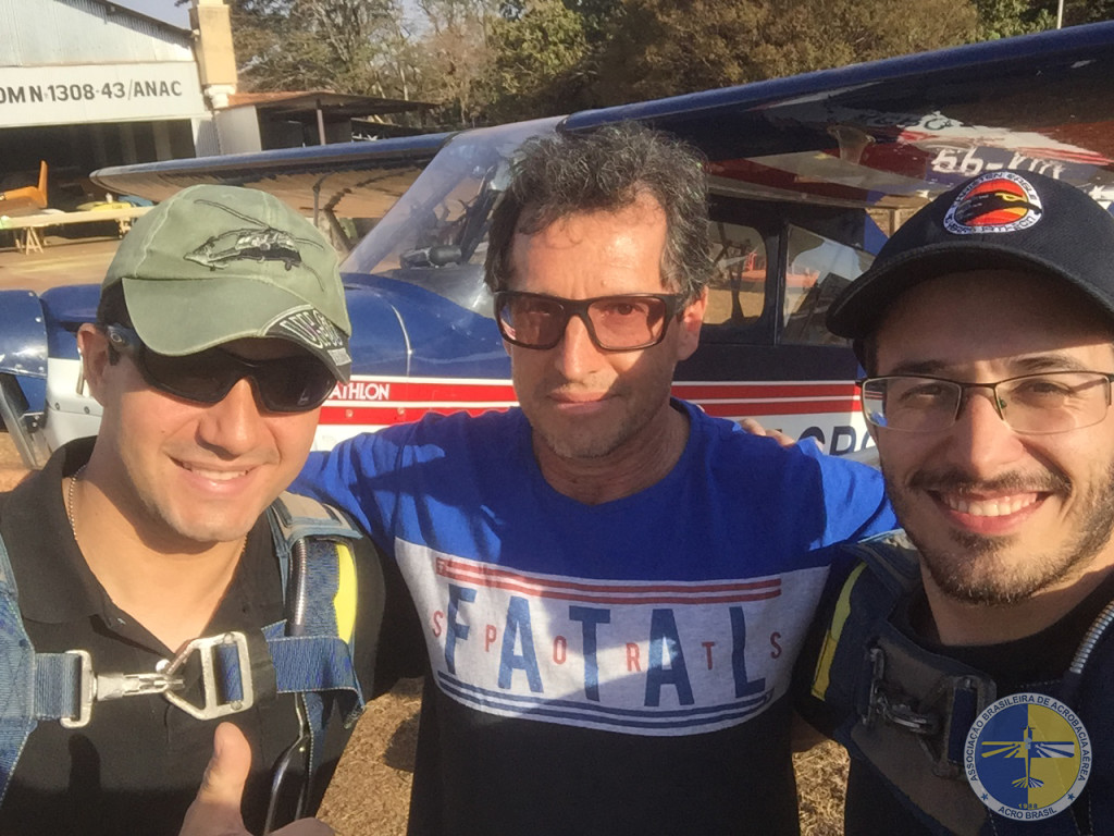 Jorge, João e Murilo