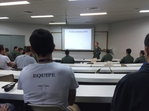 Briefing do evento