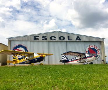 A ACRO recebe sua segunda aeronave!