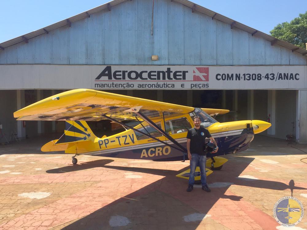 PP-TZV na Aerocenter
