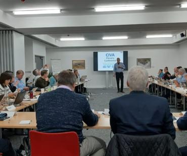 ACRO participa de reunião da CIVA na Inglaterra